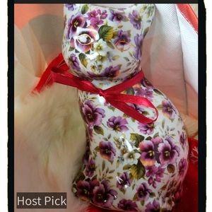 Baum Bros. Ceramic Cat